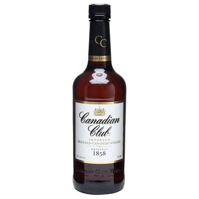 Canadian Club Single Malt Whisky A giant of Canadian whisky created in 1858 and spending six long years in oak before bottling for the smoothest possible flavour.  . Price includes free UK Mainland Delivery, and Exports and international delivery available.